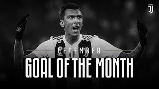 Juventus Goal of the Month | December 2018