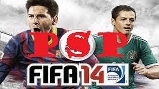 Descargar FIFA 14 FULL Para PSP Español MEGA ISO
