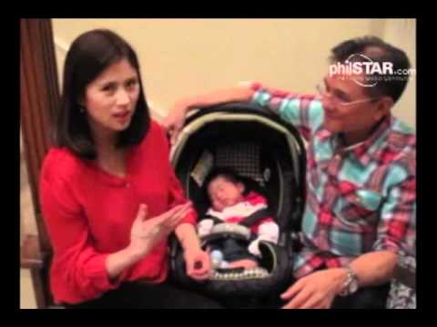 philstar.com video:  Krista introduces her son Nate Jacob