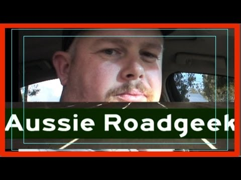 Interview With The 'Aussie Road Geek'