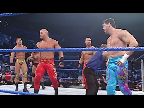FULL-LENGTH MATCH - SmackDown - Fatal 4-Way WWE Tag Team Championship Match