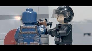 LEGO Captain America The Winter Soldier Good Guys Vs