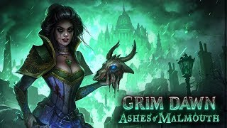 Grim Dawn - Ashes of Malmouth Trailer