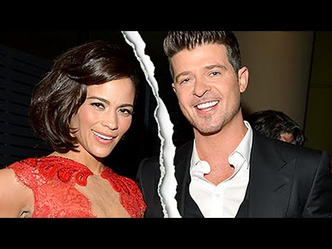 ROBIN THICKE & PAULA PATTON SPLIT! IS CHEATING TO BLAME? - ADD Presents: The Drop