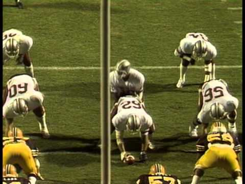 Arizona State vs. Washington State University w/audio, 1986
