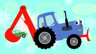 Teremok TV - Трактор Скачать клип, смотреть клип, скачать песню