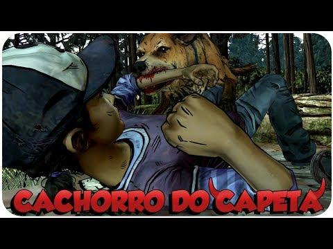The Walking Dead 2 #2 CACHORRO DO CAPETA!