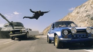 Fast & Furious 6 Big Game Spot