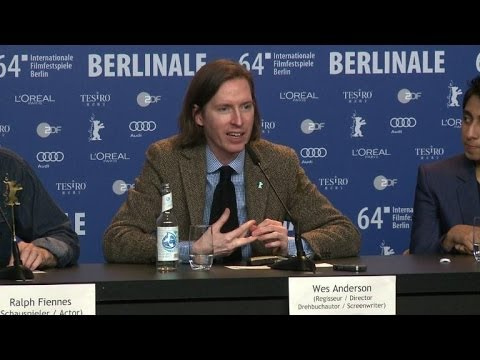 Wes Anderson presents star-studded movie at Berlin Fest