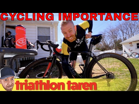 Why Cycling is So Important for Triathlon