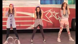 Highway: Rodando La Aventura Dance Along : Amigas Por