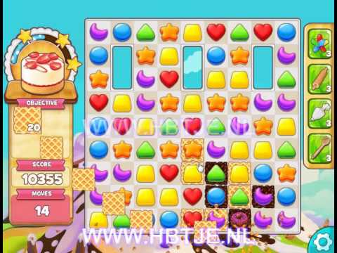 Cookie Jam level 22