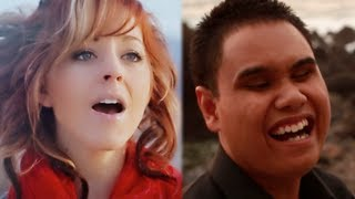 Lindsey Stirling & Kuha'o Case - Oh Come, Emmanuel