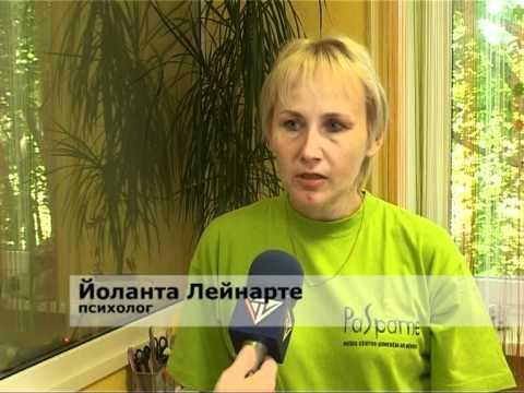 Смотреть видео Дни открытых дверей в Кризисном центре «Паспарне»