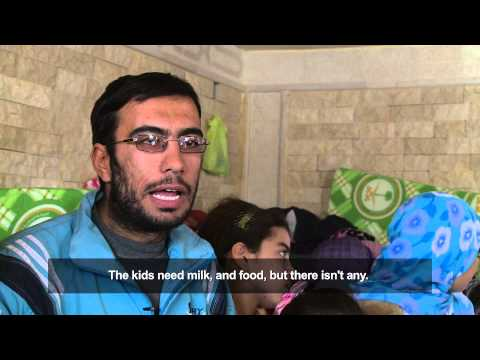 Syrian Refugees: Influx into Arsal, Lebanon