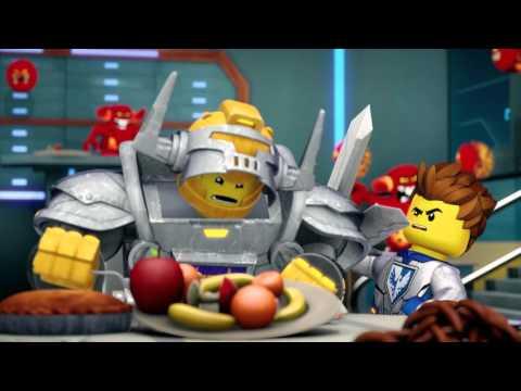 LEGO NEXO KNIGHTS - webizoda 5 - Sir Axl.. St�le hladn�!