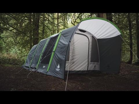 Tente à Montant Gonflable Woods Atmospheric Plus