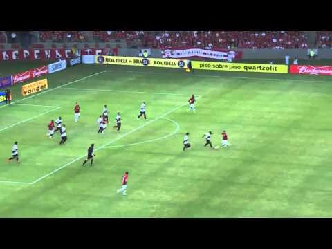 Charles Aranguiz vs Vitória