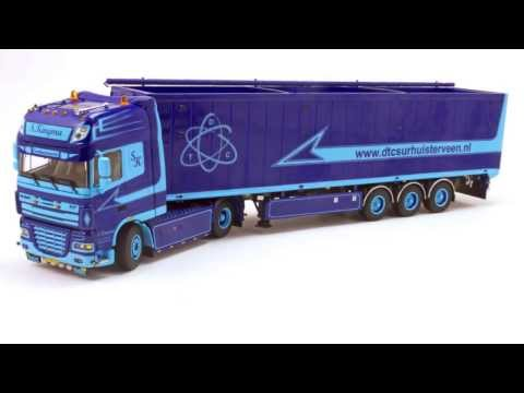 Model Truck World: WSI S. Kingma DAF