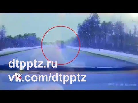 Трагическое ДТП перед Бесовцом. Самосвал сбил двух пешеходов. Водитель скрылся