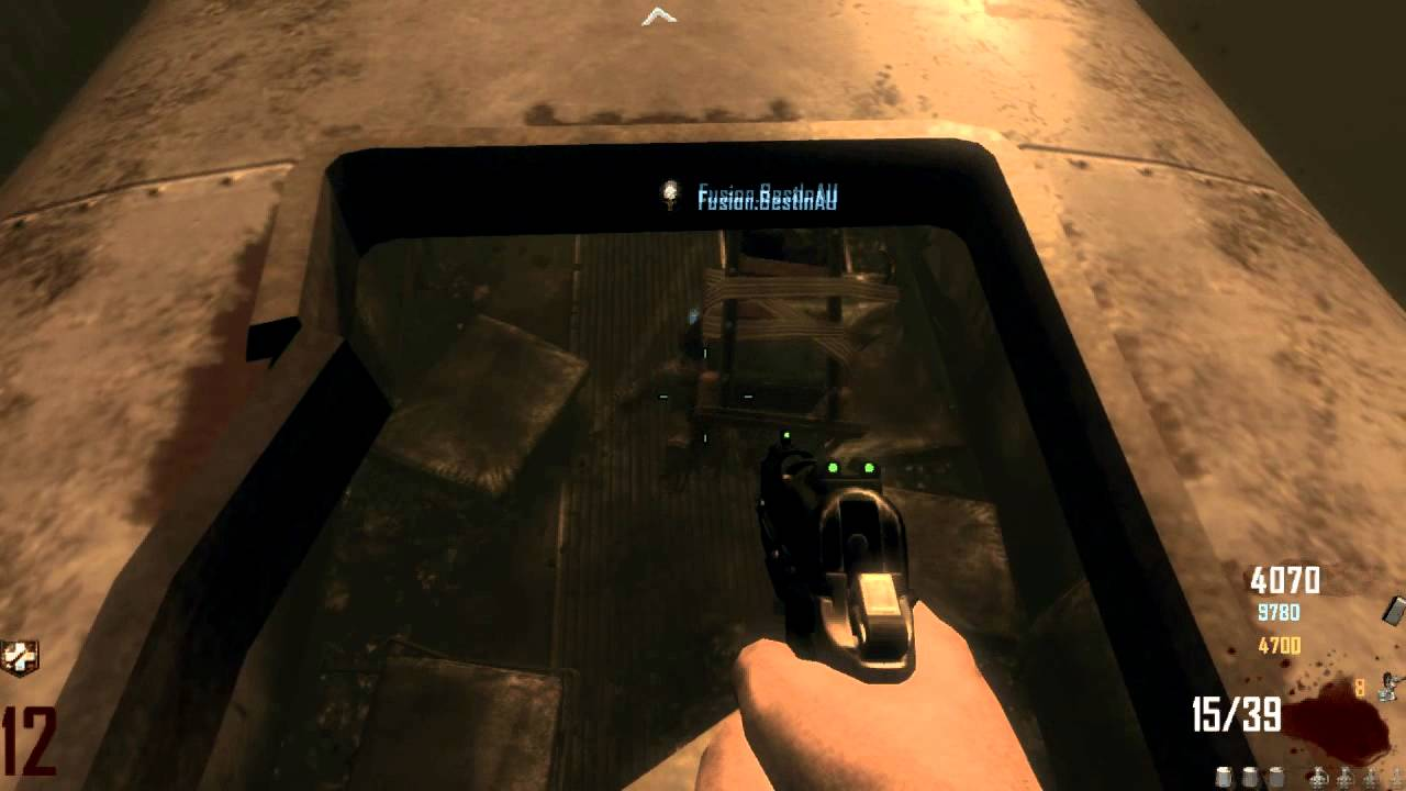 how to make a crawler in black ops zombies