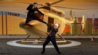 Political Kombat '12: Obama Vs. Trump
