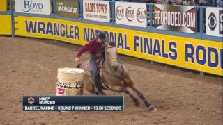 2016 Wrangler NFR Round 7 Highlights