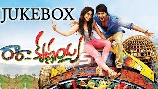 Ra-Ra-Krishnayya-Movie-Full-Songs---Jukebox