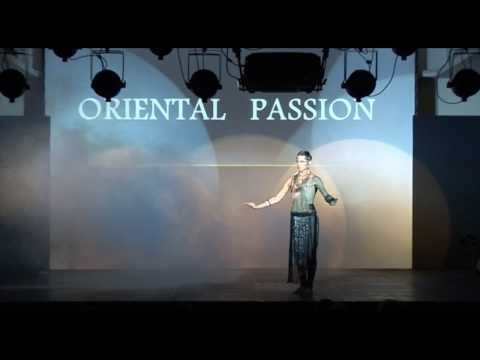 ILLAN RIVIERE (FRANCE) -TRIBAL FUSION - 4TH ORIENTAL PASSION FESTIVAL 'RAQS ROYALE' ATHENS 2013