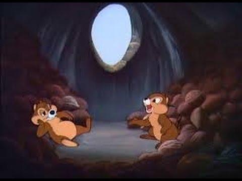 Káčer Donald a Chip a Dale