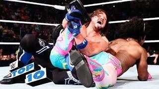 Top 10 SmackDown moments: WWE Top 10, June 16, 2016