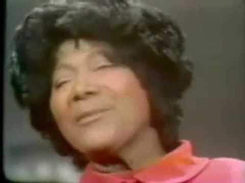 Mahalia Jackson Interview 1971