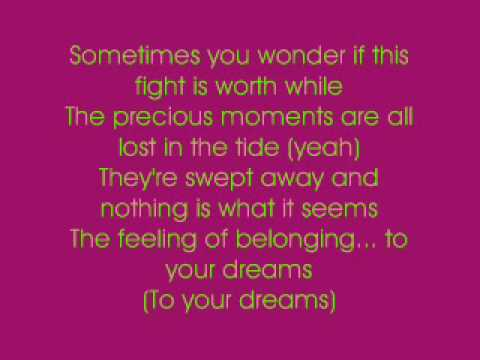 Listen To Your Heart - Cascada (with lyrics)