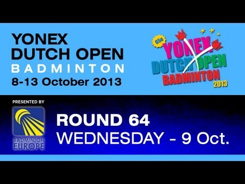 R64 - MS - Nick Fransman vs Zulfadli Zulkiffli - 2013 Yonex Dutch Open