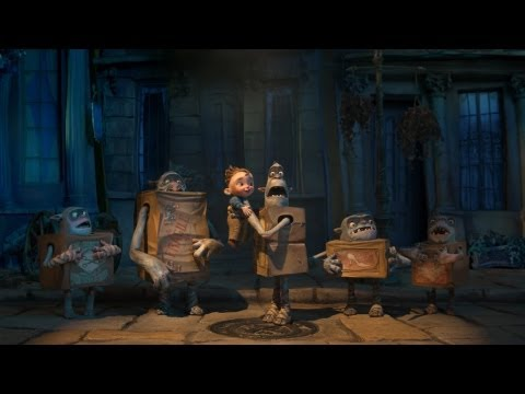 'The Boxtrolls' Trailer