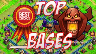 Clash Of Clans Top 5 TH10 Bases Updated!