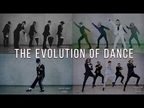 Evolúcia tancov