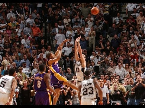 10 Year Anniversary: Derek Fisher's 0.4 Second Game Winner vs Spurs!