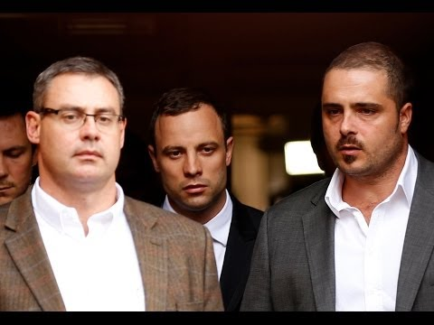 Oscar Pistorius Clashes With Prosecutor Over Picture Of Reeva Steenkamp - Trial Day 18