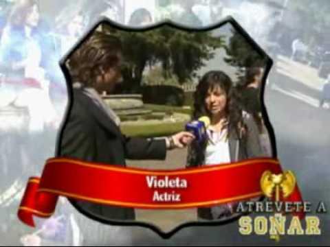 Conoce a Antonella - Violeta Isfel