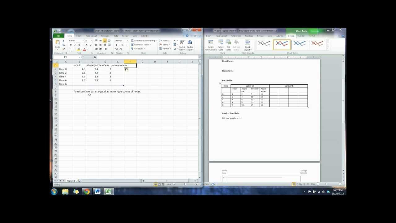 how to make a line graph in excel youtube