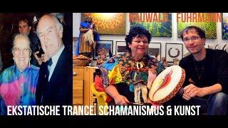 Nana Nauwald + Jörg Fuhrmann zu Schamanismus, Kunst & ekstatischer Trance