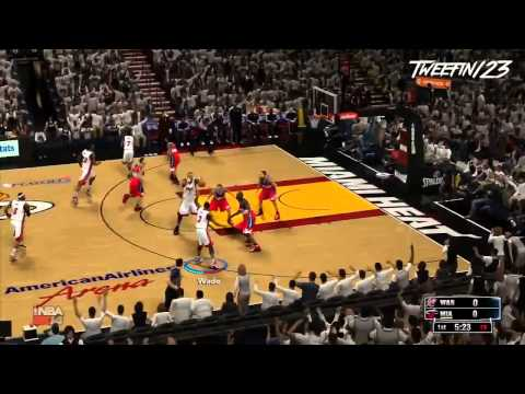 NBA 2K14 Path to Greatness- LeBron James Returns to the Cleveland Cavaliers Feat. Kyrie Irving