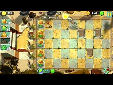 Plants Vs. Zombies 2: It's About Time - Part 2