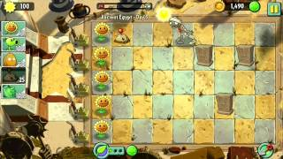Plants Vs. Zombies 2: It's About Time Part 2