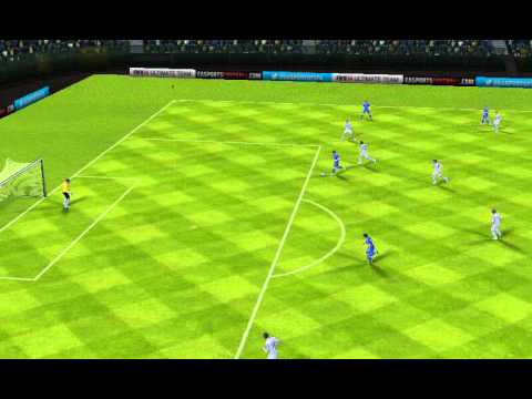 FIFA 14 Android - LEVSKI Sofia VS Cork City