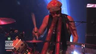 Xavier Rudd - Spectacle 2013