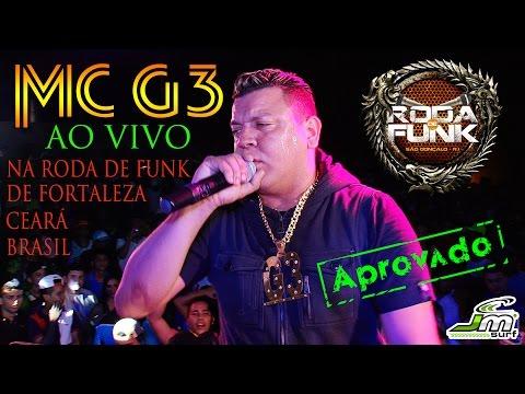 MC G3 :: Ao vivo na Roda de Funk de Fortaleza - Ceará :: Full HD