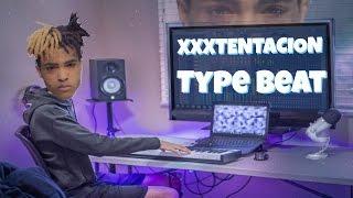 Making An XXXTENTACION Type Beat From Scratch (Fl Studio 12) | Making A Beat From Scratch | Sharpe