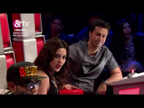 Coach Benny's Hero Moment | The Voice India S2 | Moment | Starts 10th Dec | Sat - Sun, 9 PM